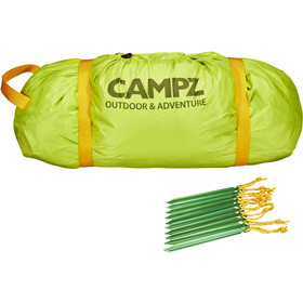 CAMPZ Lacanau Ultralight Tent 2P, green